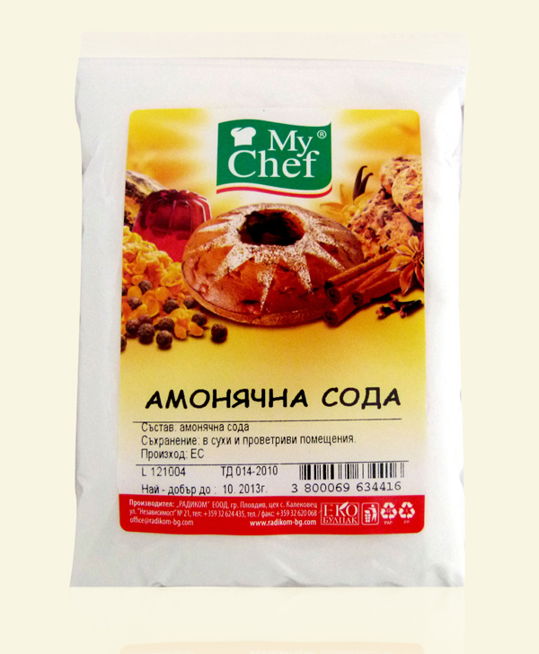 АМОНЯЧНА СОДА - 1kg