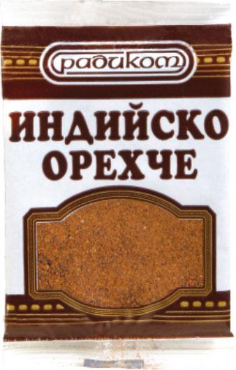 ИНДИЙСКО ОРЕХЧЕ МЛЯНО 5g