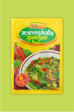 "DRY SOUP ""VEGETABLE"""