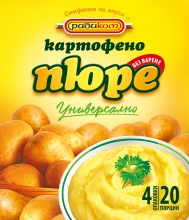 КАРТОФЕНО ПЮРЕ 4х100g